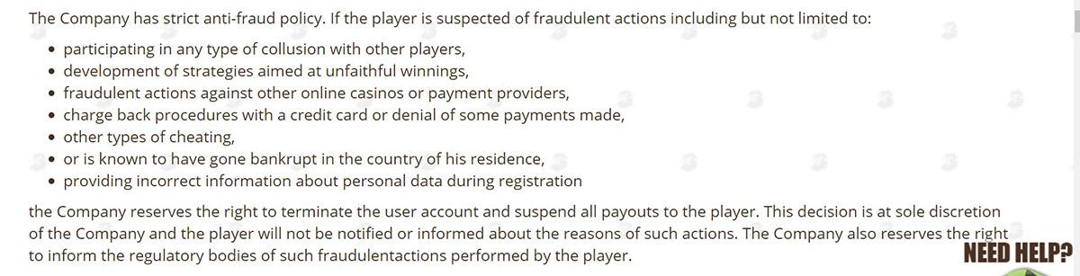 Działania zwalczające oszustwa