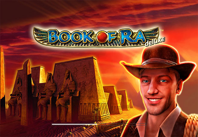 Book of Ra Deluxe - Darmowa gra