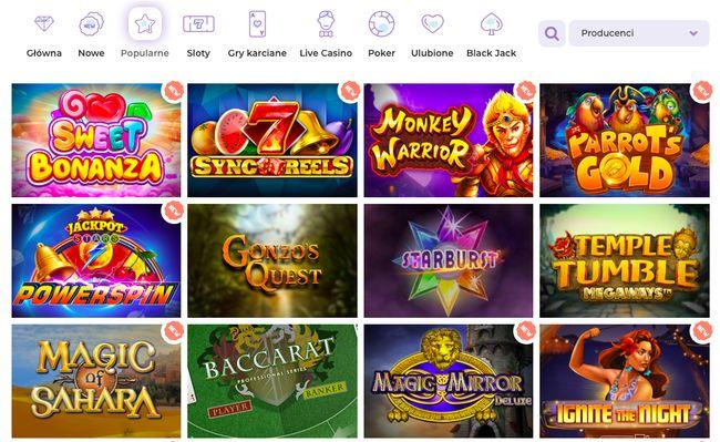 Wersja online Alf Casino