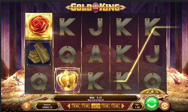 Gold King Gra darmowa