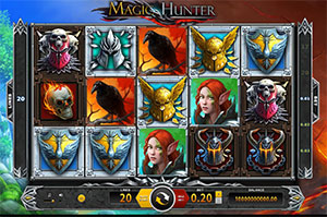 magic hunter darmowa gra