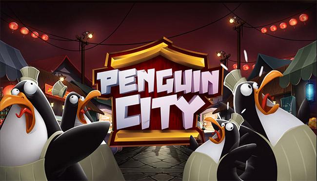 darmowa gra penguin city
