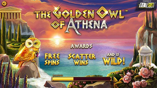 The Golden Owl of Athena darmowe spiny