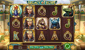 darmowa gra Legacy of Egypt