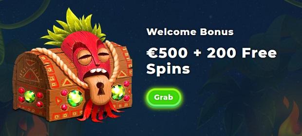 Bonusy za depozyt wazamba