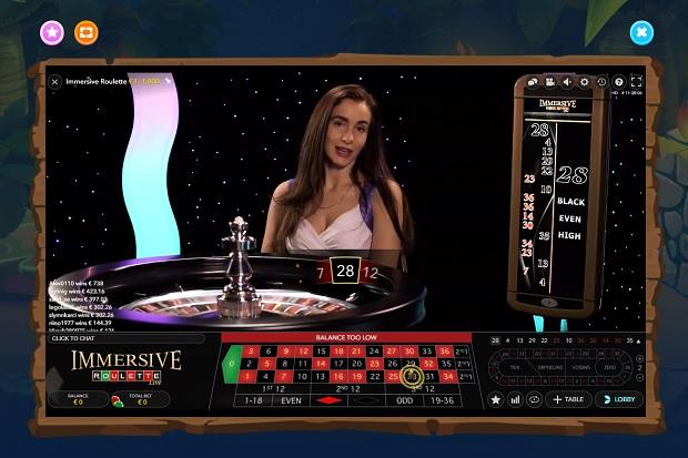 wazamba casino na żywo