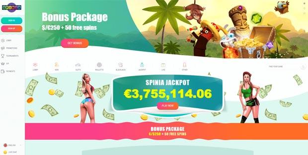 spinia.com opinie graczy